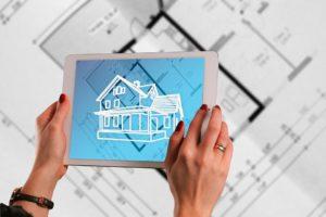 La Réalité Augmentée, Tablette, Plan De Construction